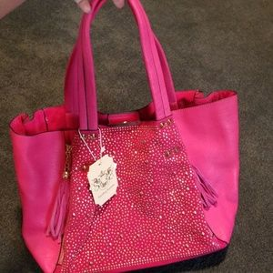 NWT Handbag republic purse with strap